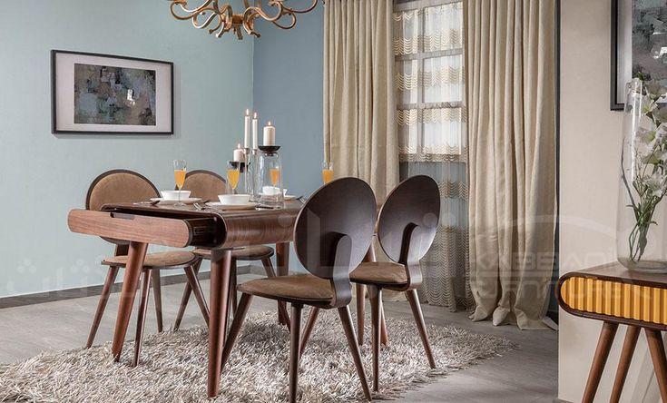 ترابيزة سفرة فيجن 120 سم Furniture Home Decor Decor