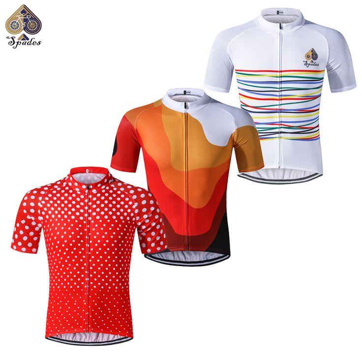 최고 품질 사이클링 유니폼 2016 남성 프로 100% 폴리 에스터 통기성 여름 로파 Ciclismo 자전거 사이클링 의류 3 컬러