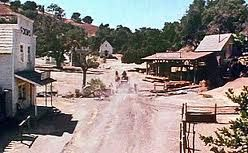 Walnut Grove on TV's LHOTP.  I probably knew this town better than my own as a kid!