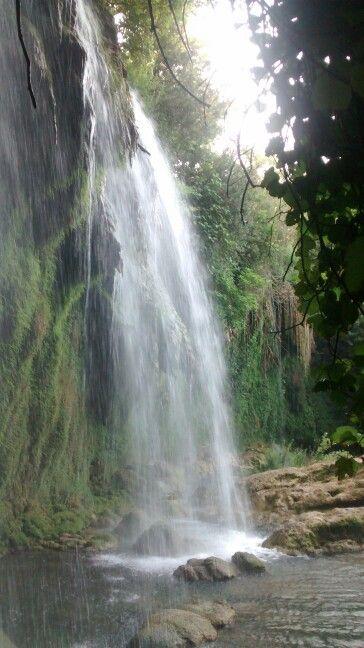 Antalya, Antalya konumunda Kurşunlu Şelalesi ve Tabiat Parkı