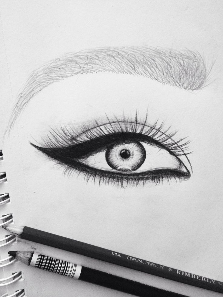 25+ Trending Eye Drawings Ideas On Pinterest
