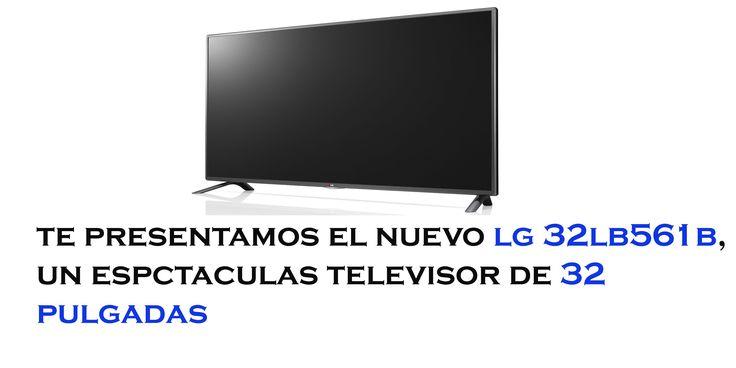 LG 32lb561b - Televisor LED de 32 Pulgadas