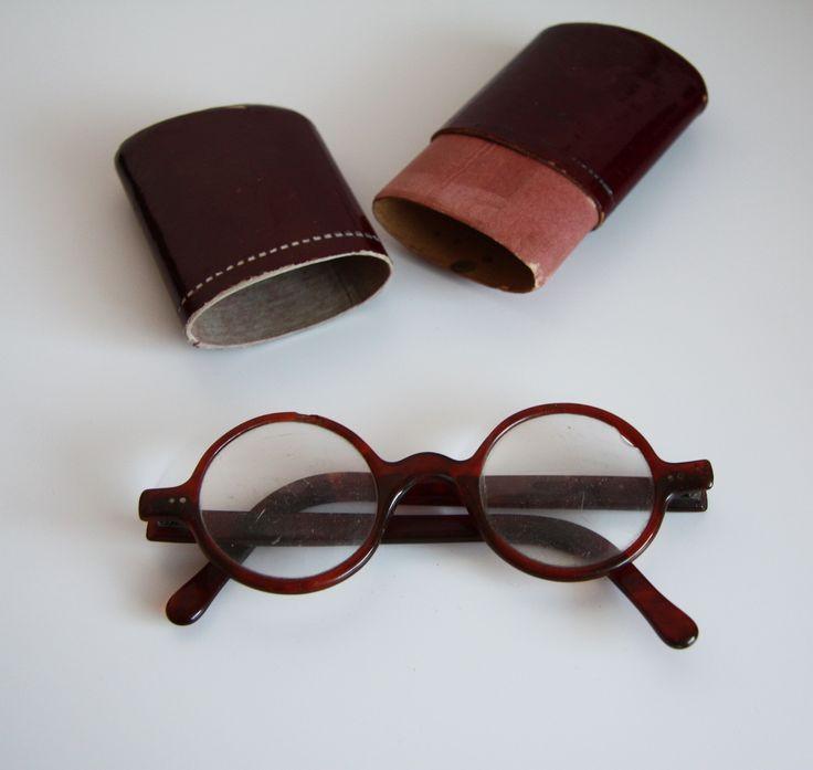 #original #glasses from #30s style #haroldlloyd #lloyd #vintage for #gentlemen by #salonmody