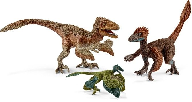 Schleich 14582 Utahraptor Dinosaurs Plastic Figure