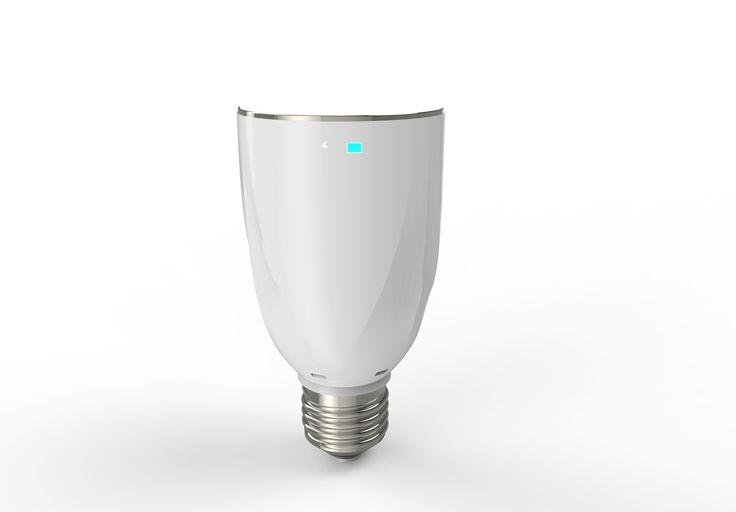 Luz LED de color blanco y bajo consumo de energía (6W) con señal WiFi y tecnología Power Line Communication (PLC) incorporado. Este es un moderno producto de fácil uso, el cual ha sido diseñado para resolver los problemas de cobertura de señal WiFi de forma confiable y efectiva.