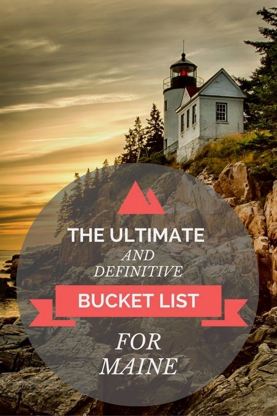 Bucket list places to hook up
