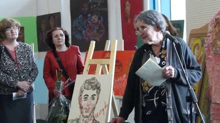 Cuvantul d-nei Silvia Radu, artist plastic, la vernisajul expozitiei FAM...