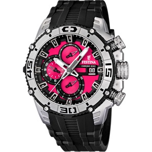 Montre Festina F16600-8 modèle chrono bike 2012 Tour de France