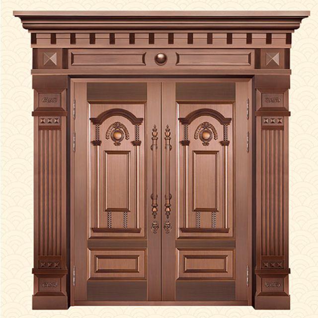 Wooden Main Door Design Entrance Modern Double Wooden Main Door Design Entrance Modern Exterior House Doors Front Door Design Wood Wooden Main Door Design Contemporary house door design