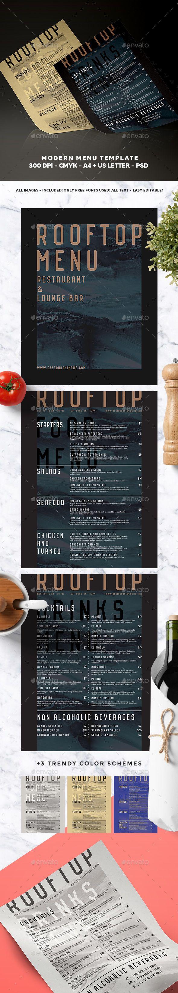 Best 25 menu templates ideas on pinterest food menu template menu template pronofoot35fo Image collections