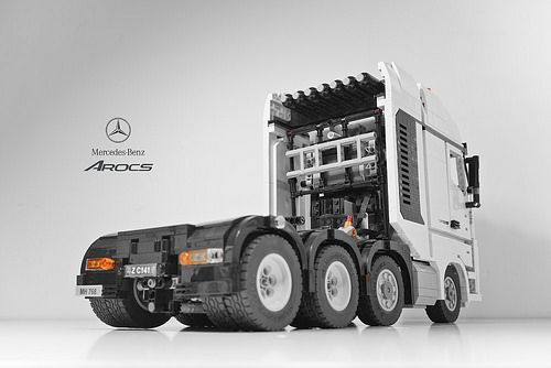 Lego Mercedes-Benz Arocs 4163 Truck RC