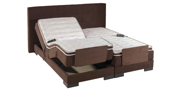 Adjustable Bed: An adjustable bed has mechanisms which allow the lying surface of the bed to move to a number of different positions. The user can make adjustments by inclining the upper body and raising the lower body independently of each other. Other common movement features include height adjustment and tilting the bed to raise the upper body or the lower body into the Anti-Trendelenburg/Trendelenburg positions.  http://nardamattress.blogspot.com.tr/2014/02/mattress-industry-terms-a.html