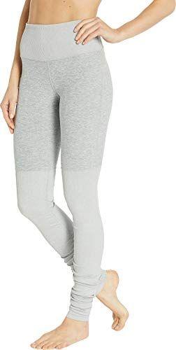 5ff4398f43636 ALO Women's High-Waist Alosoft Goddess Leggings Zinc Heather Medium 33  #clothing #fashion