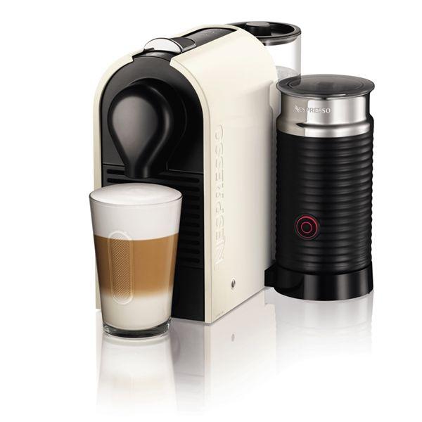 Καφετιέρα Nespresso Krups Umilk Pure Cream XN2601 - ElectroStudio