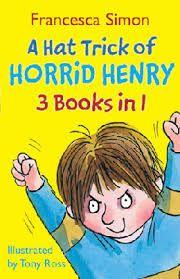 Image result for horrid henry books#