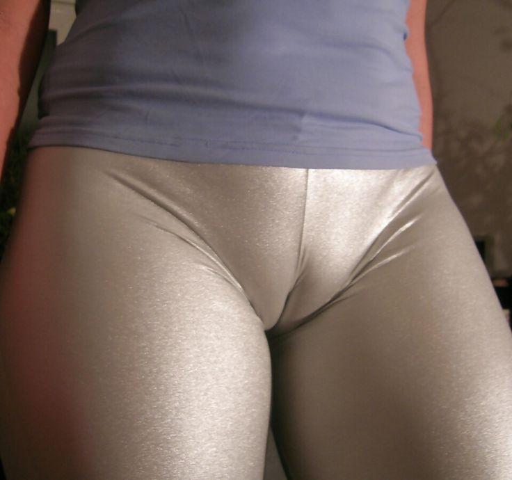 Really. Cameltoe i tights janis