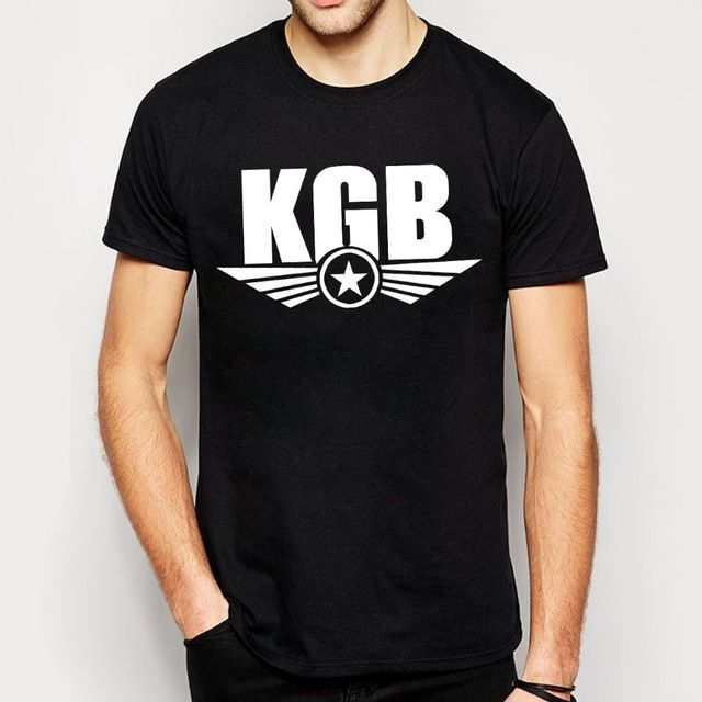 Check it on our site Fashion Men's t-shirts Custom Design Unique CCCP Russian T Shirt USSR Soviet Union KGB Moscow New Arrival Russia Putin t shirt just only $10.01 with free shipping worldwide  #tshirtsformen Plese click on picture to see our special price for you