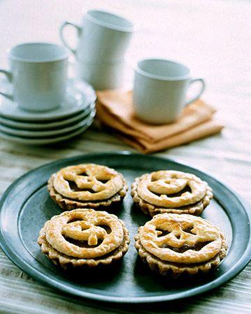Jack O Lantern Puff Pastry