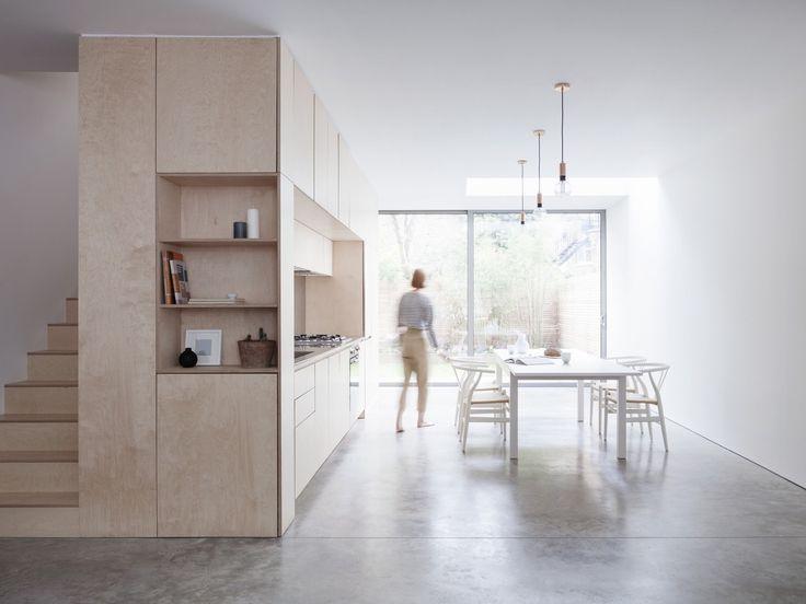 Gallery of Islington Maisonette / Larissa Johnston Architects - 1