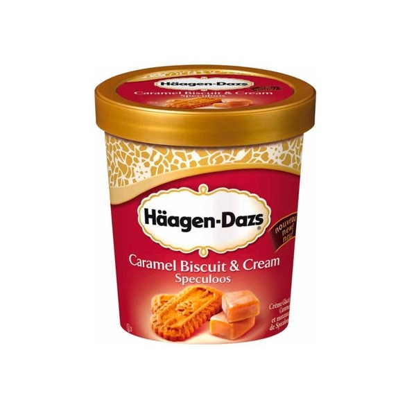 Helados Häagen-Dazs de 500 ml