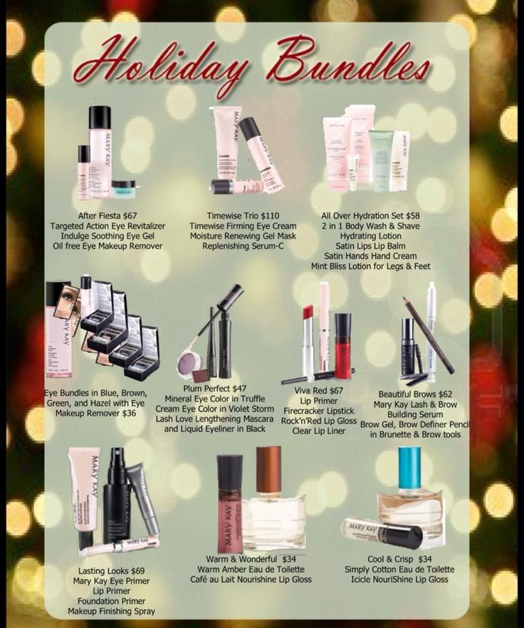 Mary Kay Stocking Suffers! Fantastic Bundles!!!! FB PM me to place orders, orders placed before Dec 13 will arrive in time for Christmas!! FREE gift wrap & shipping included!! www.marykay.com/sdreher