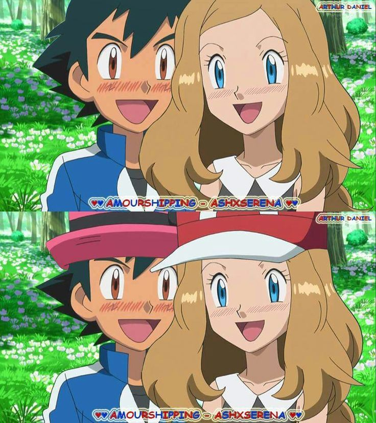 Beautiful ♡ Amourshipping ^.^ ♡ I give good credit to