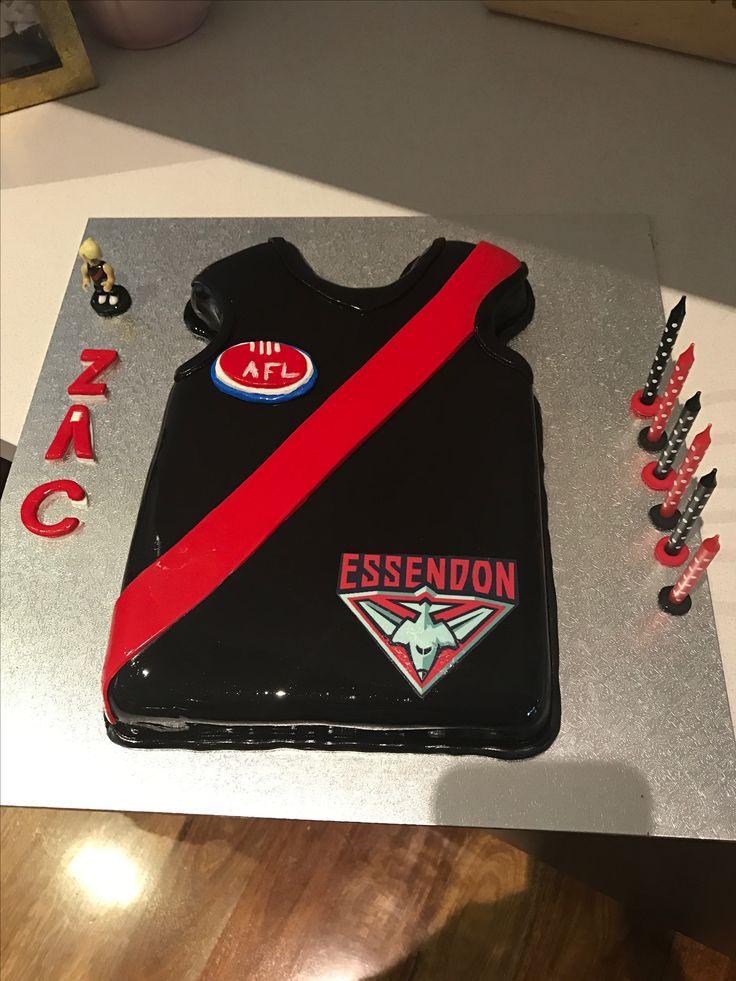 Bombers cake