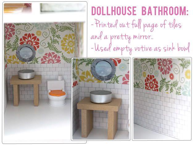 The 25 Best Homemade Dollhouse Ideas On Pinterest Diy Dollhouse Homemade Barbie House And