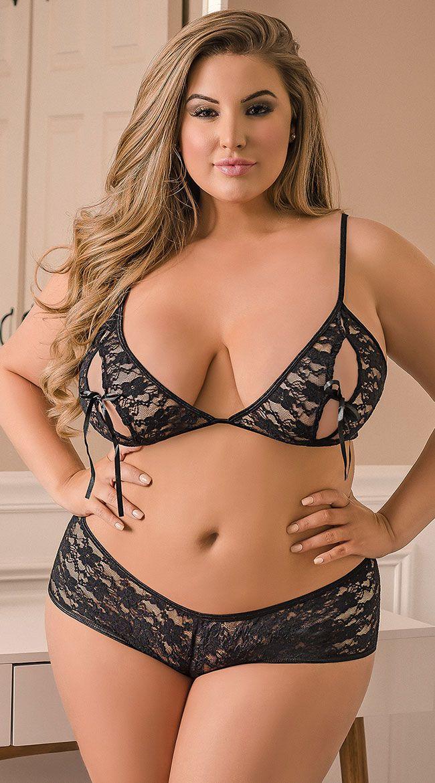 Ashley Alexiss  Ashley Alexis  Women, Plus Size Lingerie -6463