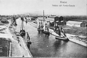 Porto canale Rimini