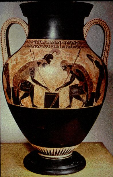 Early Greek Pottery, Sculpture and Architecture