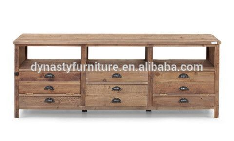 Check out this product on Alibaba.com APP vintage furniture hobby lobby reclaimed wood tv stand