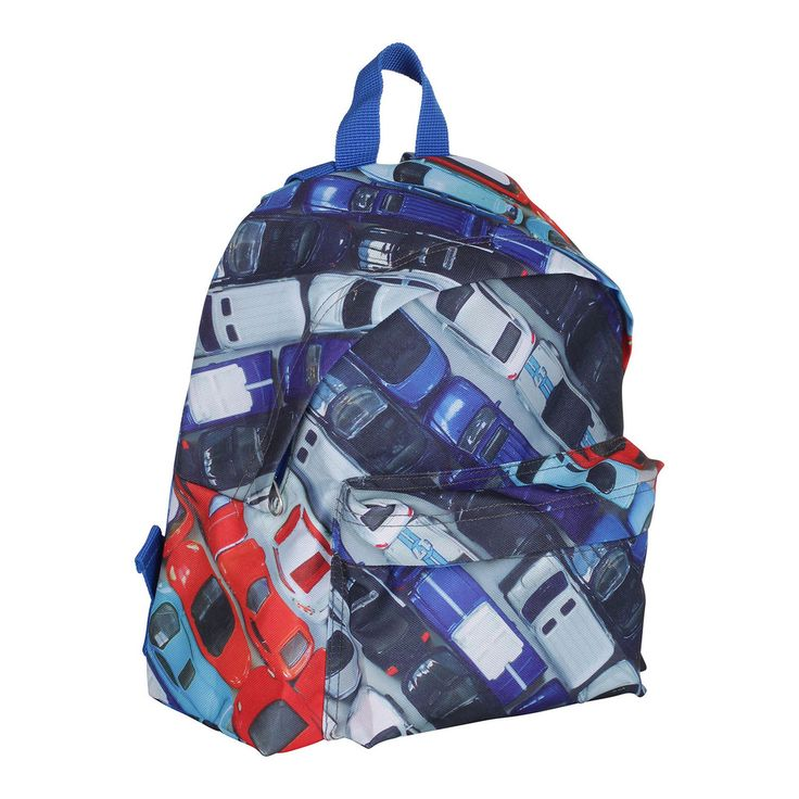 Molo Toy Cars Backpack