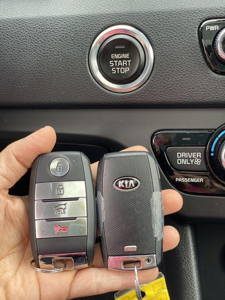 Kia Car Key Replacement 2020