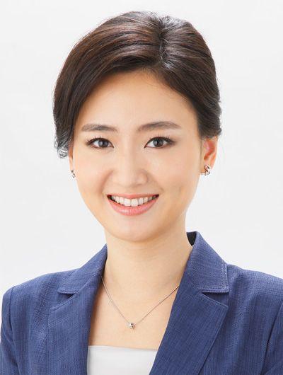 Shery Ahn - anchors and reporters TV -NHK World English ...