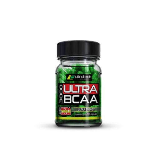 Ultra BCAA 3000 é a junção de três poderosos aminoácidos responsáveis pela regeneração das células musculares. Cada dose de Ultra BCAA 3000 fornece 3000mg de Leucina, Isoleucina e Valina, e adicionados de 100% da ingestão diária recomendada de vitamina B6, que tem papel fundamental no aproveitamento dos aminoácidos pela célula muscular.