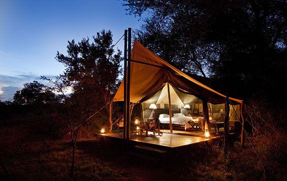 Plains Camp, Kruger National Park, South Africa