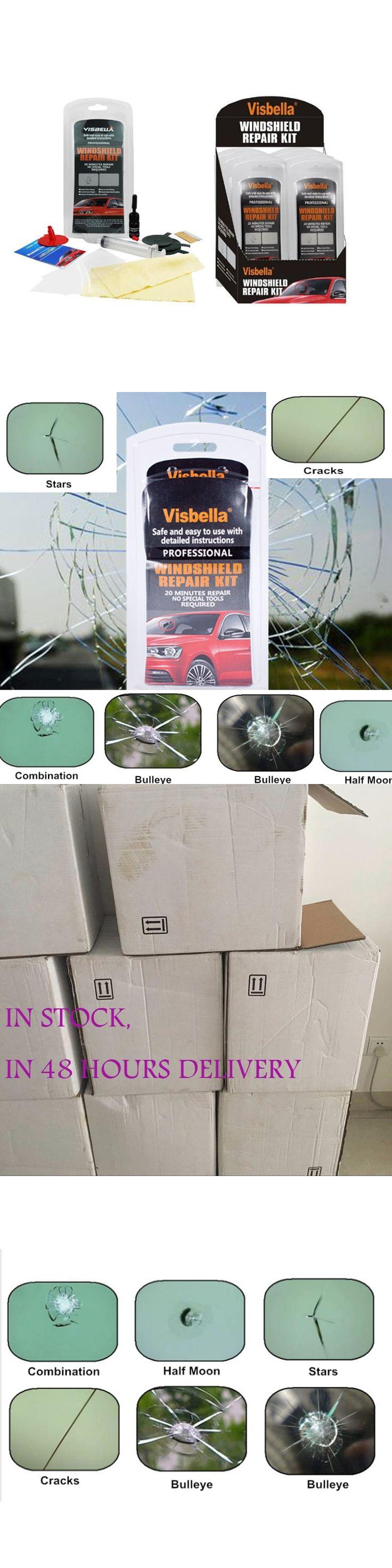 DIY Car Window Repair Tools Windshield Glass Scratch restoration Kits Windscreen Crack Restore Window Screen Polish Car-styling