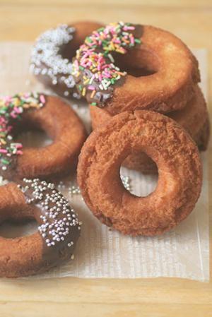 ドーナツ | お菓子・パンのレシピや作り方【corecle*コレクル】