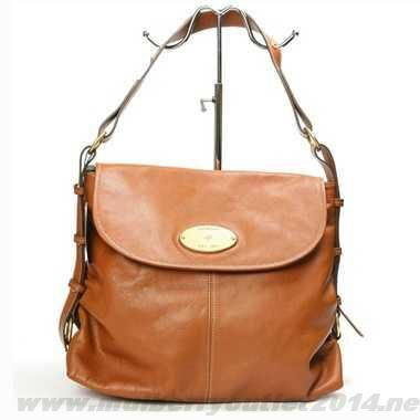 Womens Mulberry Hayden Leather Shoulder Bag Light Coffee Factory Outlet
