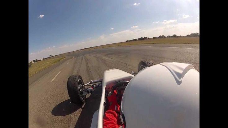 Formula Vee SA single seater race car.