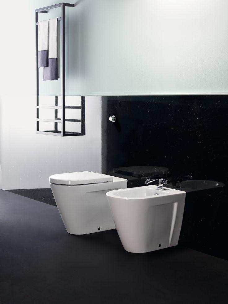 """Da oggi nel negozio online la Serie Norm SGI """"WC 55 a pavimento"""""""