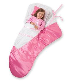 Ballet Shoe Sleeping Bag