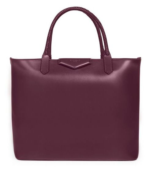 Givenchy Antigona Large Leather Tote Oxblood Red                  $259.00