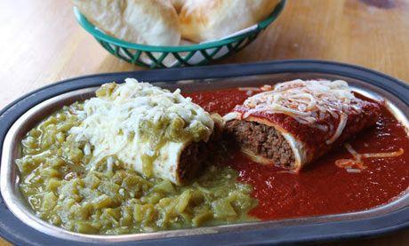 Eats in Santa Fe, N.M.