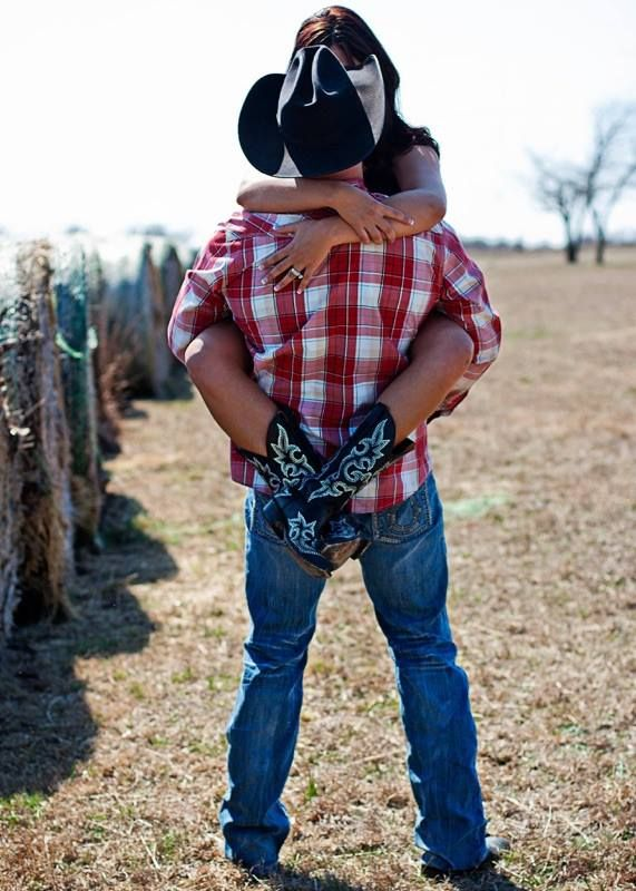 Thanks Rob for sharing your engagement photos! We are honored that you included Old Gringo Boots -- we wish you future filled with love!
