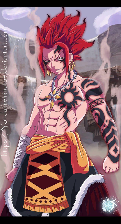 Fire God Dragon IGnia by YondaimeMinato4   Fairy tail anime, Fairy ...