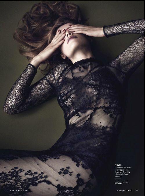 Laetitia Casta By Luigi & Daniele + Iango For Vanity Fair France