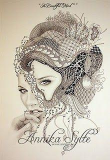 A beautiful mind - Amazing artwork!