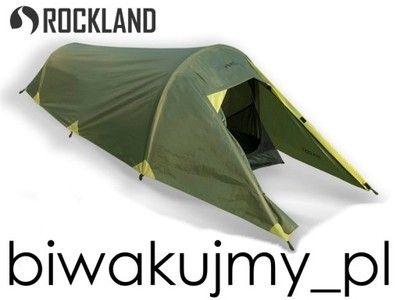 Kup teraz na allegro.pl za 399,99 zł - 1 osobowy namiot wyprawowy Soloist firmy Rockland (6833528798). Allegro.pl - Radość zakupów i bezpieczeństwo dzięki Programowi Ochrony Kupujących!